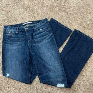 Joe's jeans- honey. Size 31